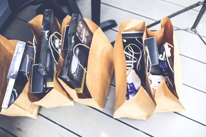 all black friday specials in south africa - shopping bags